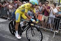 Časovka na Tour: Vincenzo Nibali