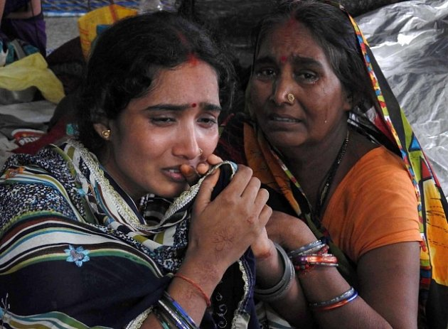 V indické nemocnici zemřelo nejméně 60 dětí.