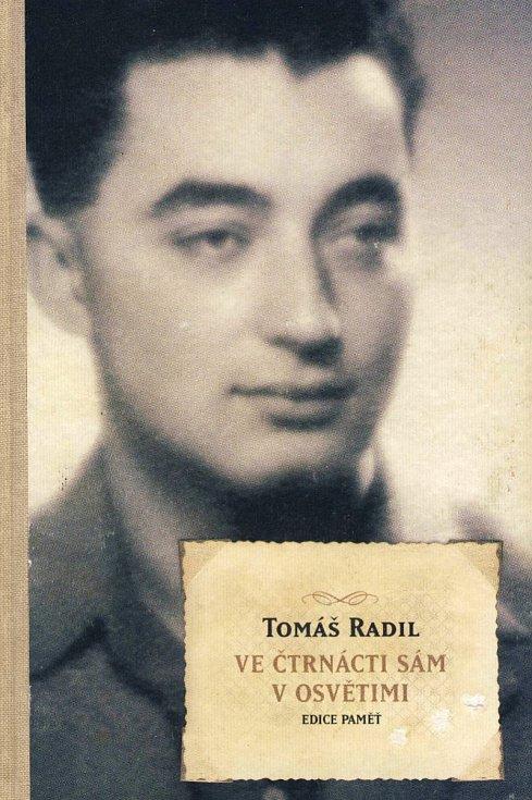 Přebal knihy Tomáše Radila.