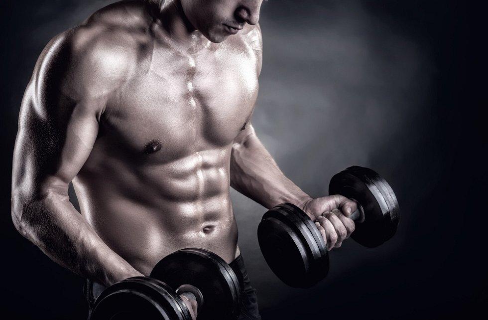 Cvičení se všude propaguje jako správná součást života.
