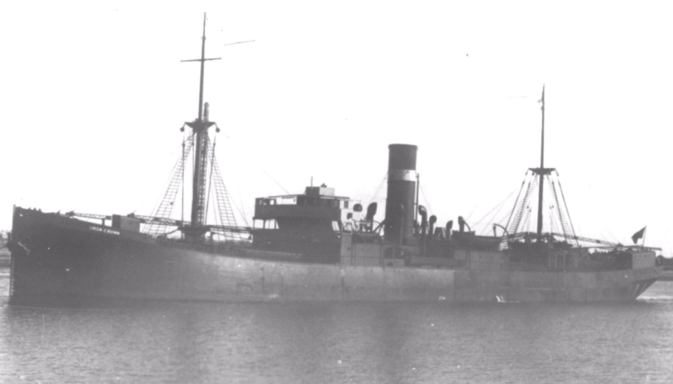SS Iron Crown