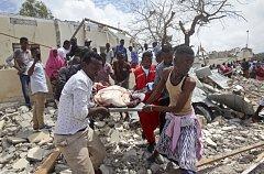 Sebevražedný útok v somálském hlavním městě Mogadišu