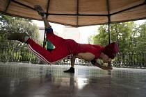 Breakdancer Carlos Cruz