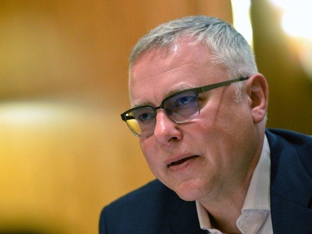 Podnikatel Zdeněk Bakala.