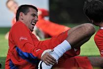 Milana Baroše zastavil v letošní sezoně zraněný nárt.