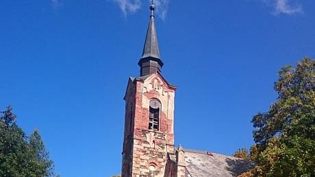 Kostel svatého Jiří v Lukové