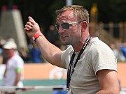 Evropský šampion Petr Svoboda.