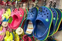 Boty Crocs