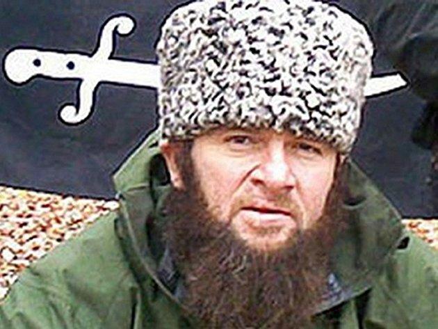 Severokavkazský povstalecký předák Doku Umarov.