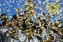 Argentinští fotbalisté si triumfem na mistrovství Jižní Ameriky hráčů do 20 let zajistili účast na OH v Riu.