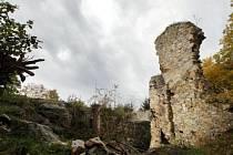 Zřícenina hradu Rabštejn