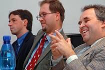 Roman Joch (uprostřed)