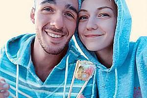 Gabby Petitová a Brian Laundrie.