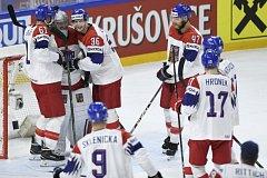 Čeští hokejisté porazili Bělorusko