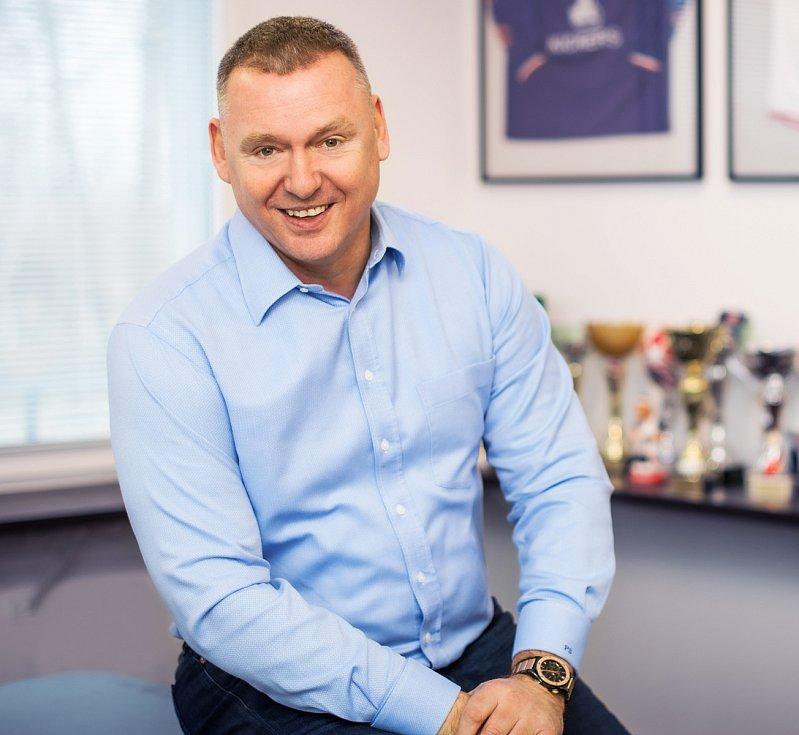 Pavel Steiner, jednatel společnosti Umbrella Coach&Buses