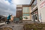 Liberecké obchodní centrum Luna