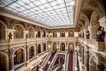 Zrekonstruované Národní muzeum v Praze.