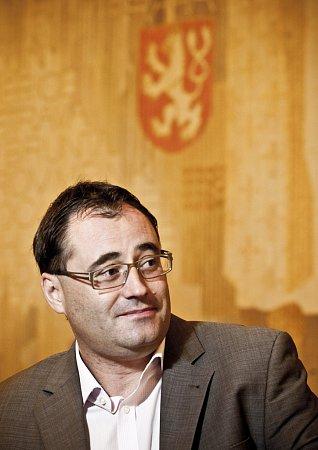 Poslanec ODS Boris Šťastný.