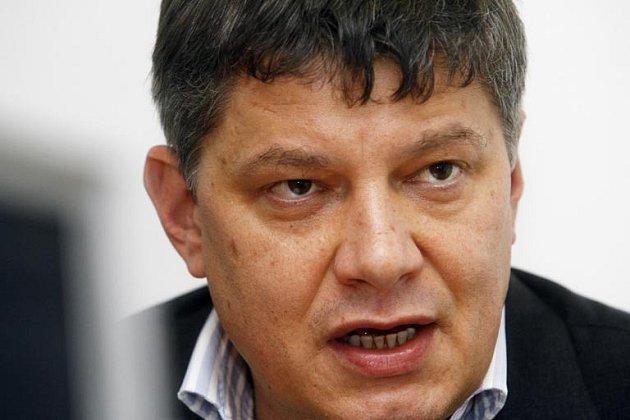 Aleš Hušák, generální ředitel Sazky