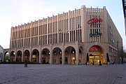 Nákupní centrum Roter Turm v Chemnitzu