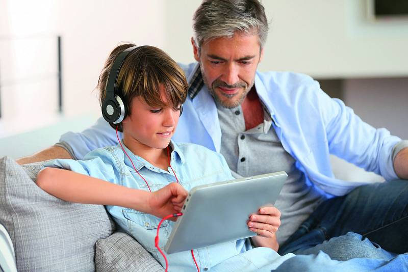 Dítě potřebuje být dítětem, tedy řešit svému věku adekvátní věci