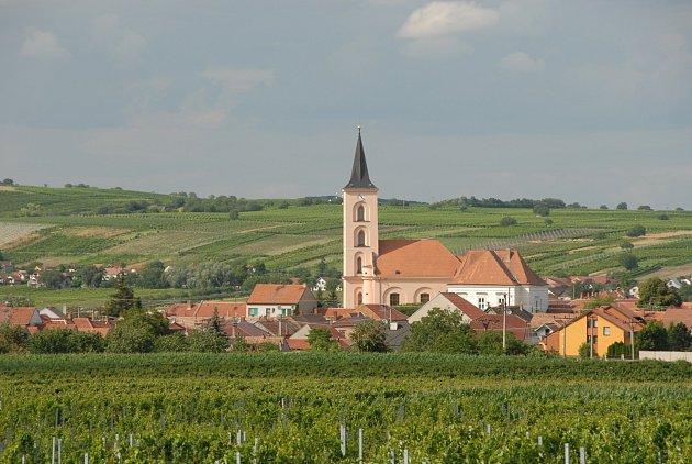 Největší vinařská obec Velké Bílovice