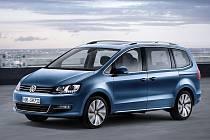 Volkswagen Sharan.