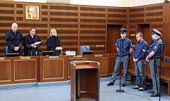 Petr Zelenka před soudem