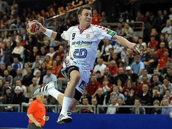 Opora české reprezentace Filip Jícha.