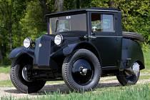 Replika tříkolky Tatra 49.