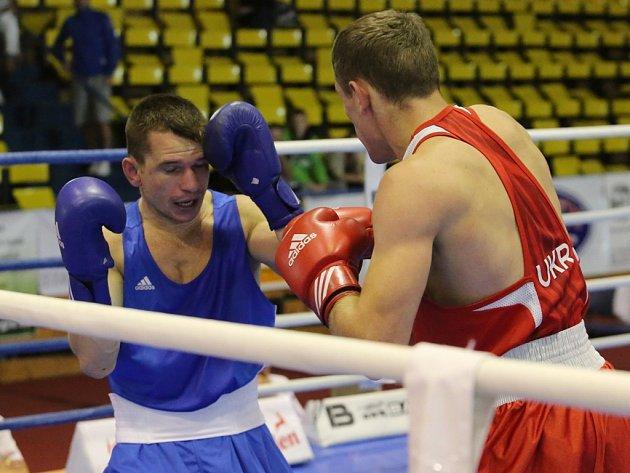 Velká cena Ústí nad Labem v boxu