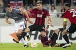 Spartak Trnava – Anderlecht Brusel 1:0.