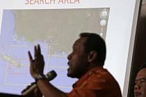 Šéf záchranářů F. Henry Bambang Soelistyo.