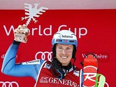 Henrik Kristoffersen vyhrál slalom ve Val d'Isere.