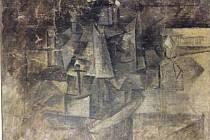 Ukradený obraz Pabla Picassa byl nalezen v USA.
