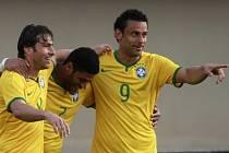 Brazílie snadno porazila Panamu