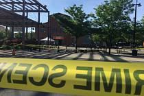 Policie místo střelby v Trentonu uzavřela.
