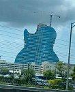 Na Floridě vzniká nový luxusní Hard Rock Hotel. Vybudován bude ve tvaru obrovské kytary