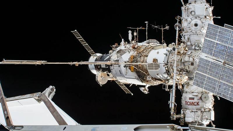 Část Mezinárodní vesmírné stanice