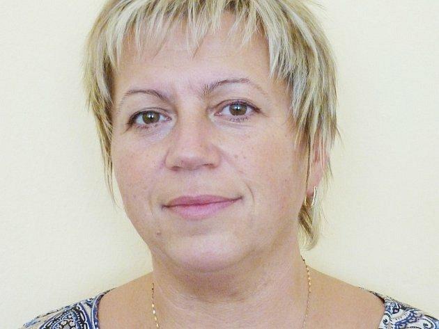 Iva Přibylová, ředitelka ZŠ TGM Borohrádek