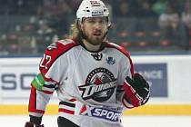 Takhle to hokejovému útočníkovi Lukáši Kašparovi slušelo v časech, kdy hrál KHL za Doněck.