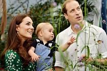 Rodina Windsorů.