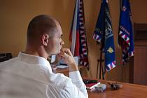 Šéf Národní centrály proti organizovanému zločinu (NCOZ) Jiří Mazánek.