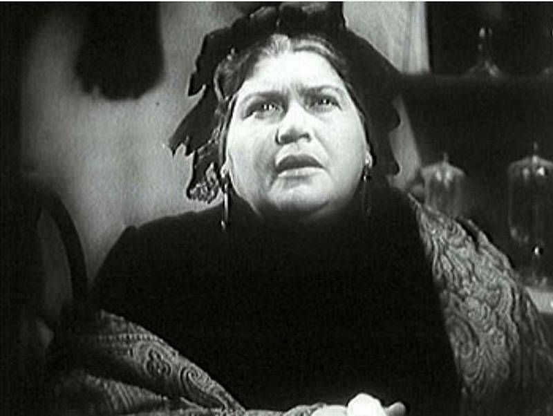 Antonie Nedošinská. U snědeného krámu (1933)