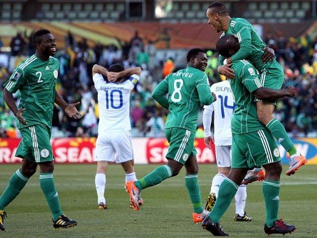 Nigérie  fotbal