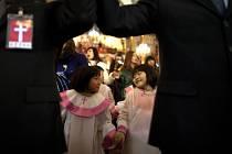 Čínští katolíci.