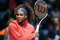 Serena Williamsová na Turnaji mistryň v Istanbulu.
