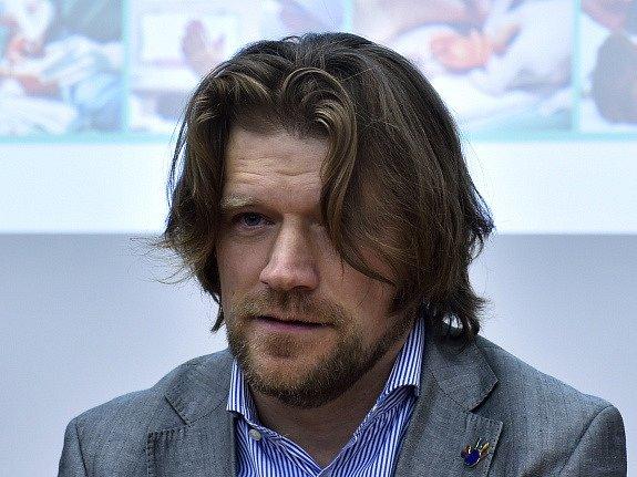 Lékař Radek Kebrle, který operoval tenistku Petru Kvitovou.