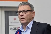 Lubomír Zaorálek (ČSSD).