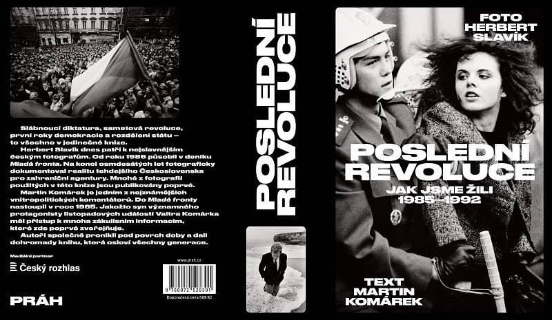 Z knihy Poslední revoluce - obal knihy